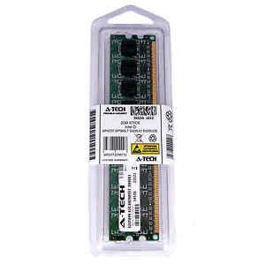 2GB-DIMM-Intel-DP43TF-DP965LT-DQ35JO-DQ35JOE-DQ35MP-DQ43AP-DQ45CB-Ram-Memory