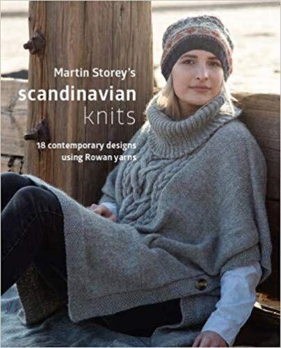 New Book Martin Storey/'s Scandinavian Knits 18 Contemporary Designs Using Ro..