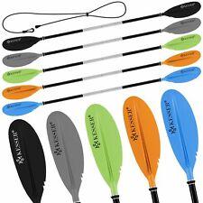 KESSER® Doppelpaddel Paddle Stechpaddel Für Kayak SUP Stand-Up Board Ruder Kanu