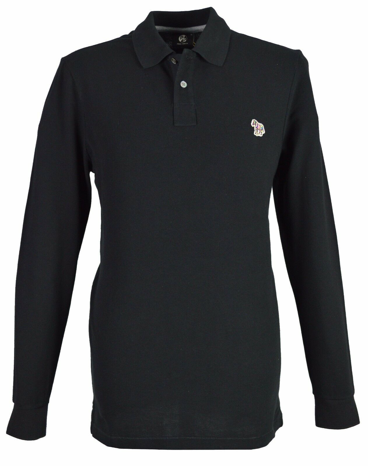 Paul Smith Uomo Maniche Lunghe Camicia Polo