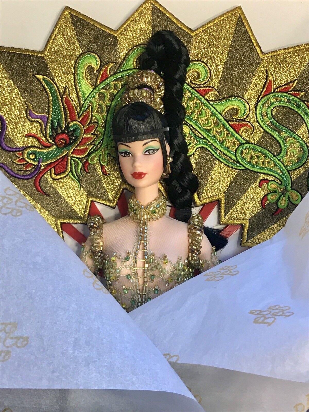 Barbie FANTASY Diosa de Asia primero en serie; Nuevo En Caja; Edición de Coleccionistas