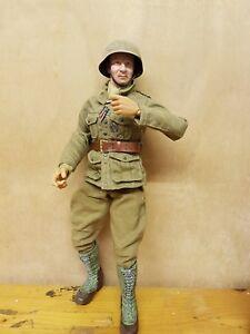 Personalizado-1-6-Escala-Figura-Dragon-desgastado-por-el-tiempo-militar-aleman-DiD-Segunda-Guerra