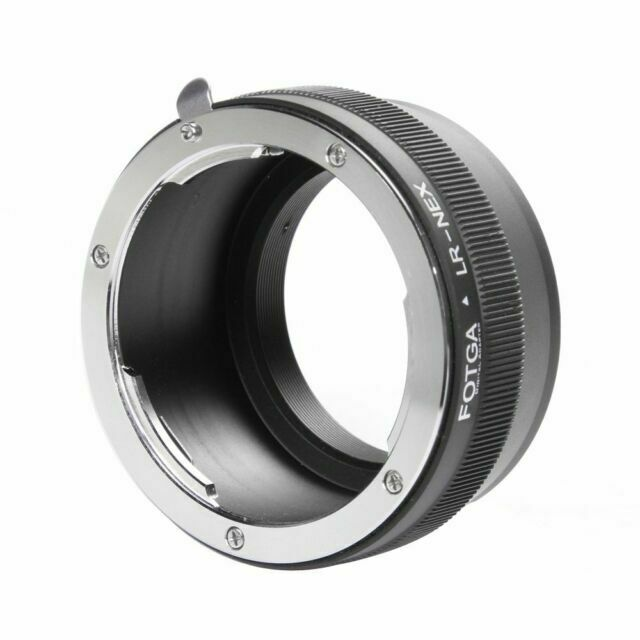 Haoge Lens Mount Adapter for Leica R LR Mount Lens to Leica M LM Mount Camera Such as M240 M Monochrom M6 M5 M M-P M9-P M4 M9 M7 M2 M262 MP M240P M1 M10 M-A M3 M-E M8