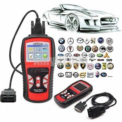 KW830 OBD2 OBDII EOBD CAN Car Fault Code Reader Scanner Diagnostic Scan Tool US
