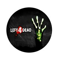 Left 4 Dead Magnet Mirror Or Pin Back Button. You Choose