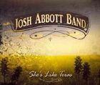 Josh Abbott Band She's Like Texas CD 2010
