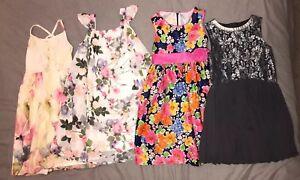 Filles-4-5-ans-Clothes-Bundle-prochain-TU-Ete-Vacances-Robes