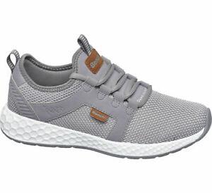 Details zu Bench Damen Sneaker grau Neu