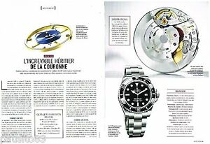 PUBLICITE-ADVERTISING-0105-2014-ROLEX-montre-SEADWELLER-3135-2p