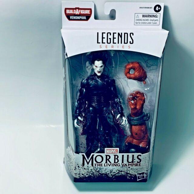 Marvel Legends VENOM Wave 1 Morbius 6in Action Figur BAF venompool lagernd