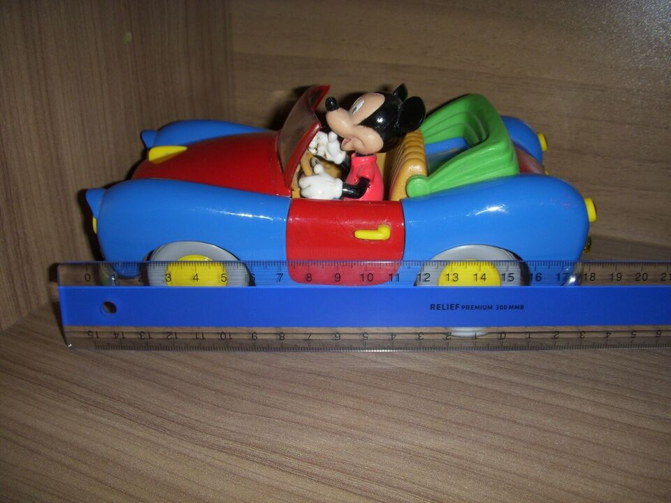 Biler, Mickey mouse bil burago