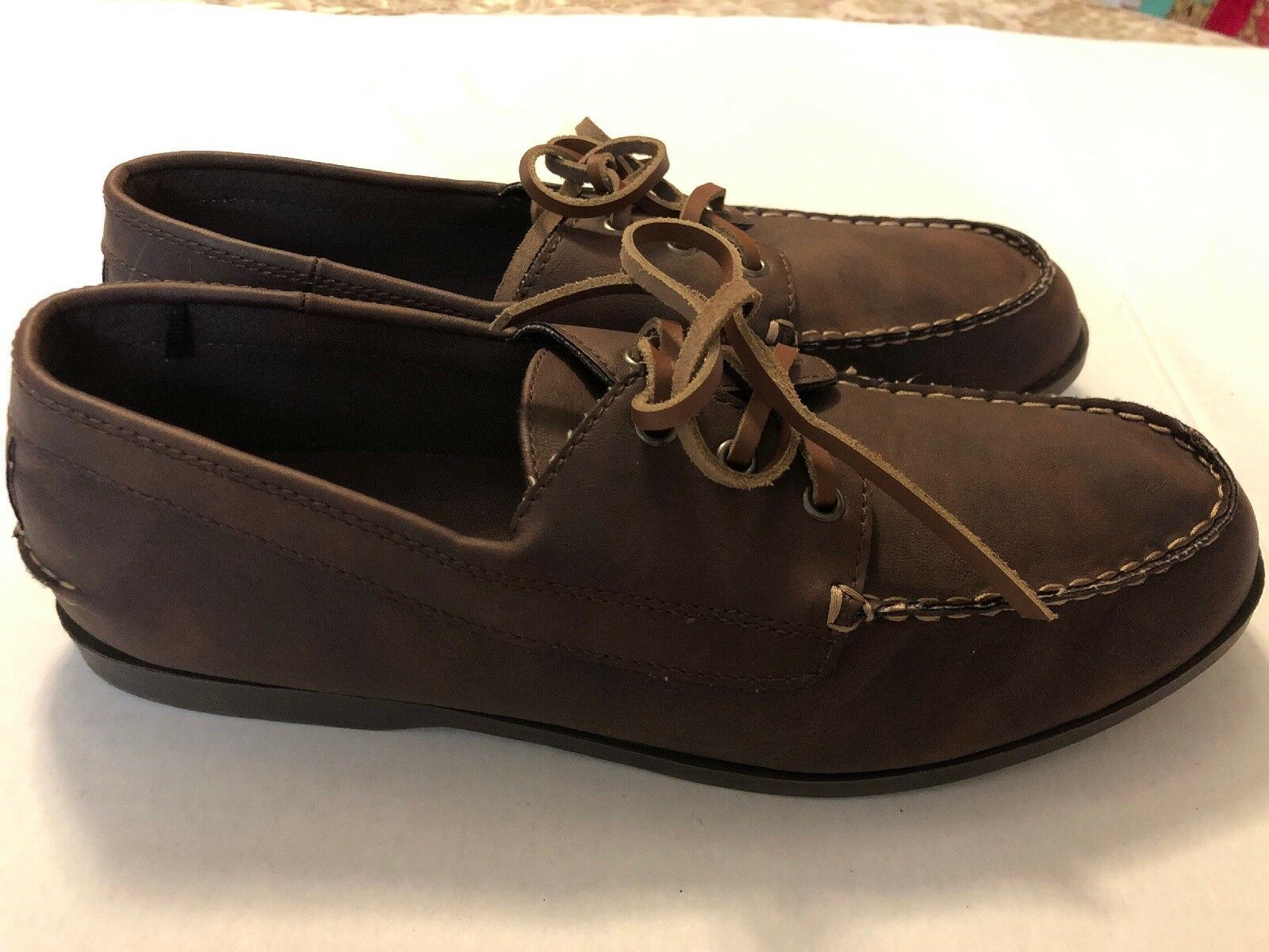 Old Navy Boat Mens Shoes Brown Mens Boat size 11 f81870