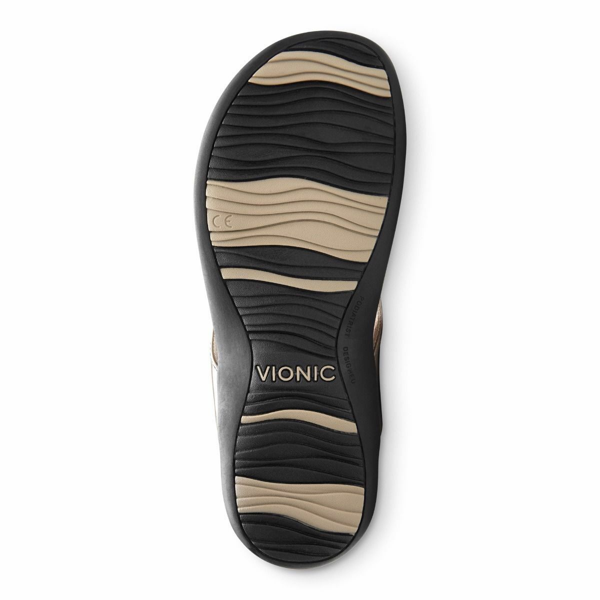Vionic Orthotic Rest Bella - Casual Thongs Sandales - Bella Pewter bf6e1e