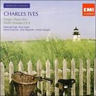 American Classics: Charles Ives - Songs; Piano Trio; Violin Sonatas Nos. 2 & 4 (CD, Nov-2008, EMI Classics)