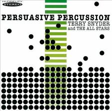 Persuasive Percussion * by Terry Snyder & the All Stars/Terry Snyder (CD,...