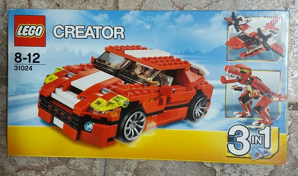 Lego Creator 31024 Power Racer Racer Racer 251554