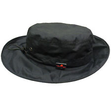 The Weather Company Golf Rain Bucket Hat - BLACK - NEW