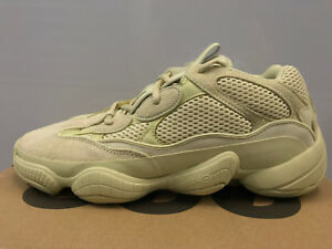 69c866697ed81 Adidas Yeezy by Kanye West 500 Super Moon Yellow DB2966 7-12 suede ...