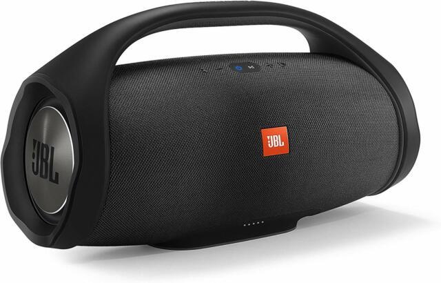 Jbl Boombox Ipx7 Waterproof Bluetooth Speaker Black For Sale Online Ebay