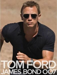 8f7ddcc4ee2 La imagen se está cargando Raro-Nuevo-Coleccionistas-Tom-Ford-James-Bond-007 -