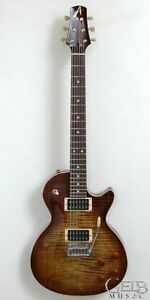 Tom-Anderson-Bulldog-Light-Tiger-Eye-Burst-With-Hardshell-Case-042912P