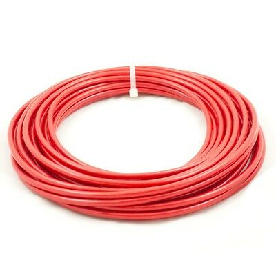 5M coil *70 AMP Rated* 10mm2 Thin Wall Single Core Cable - Car Wire Alternator