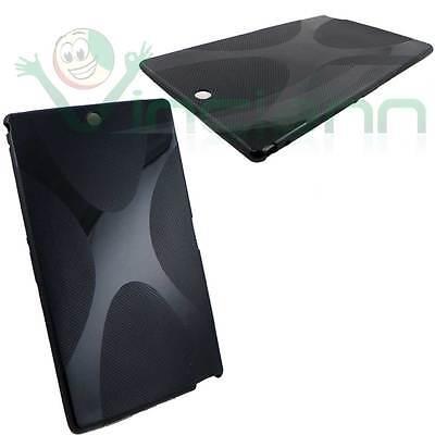 Pellicola+Custodia X Style NERA per Sony Xperia Z3 Tablet Compact cover case