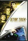 Star Trek V Final Frontier 0032429131461 With William Shatner DVD Region 1