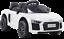 AUTO-ELETTRICA-PER-BAMBINI-AUDI-R8-2-MINI-POSTI-12V-LICENZIATA miniatura 1