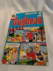 JUGHEAD-ARCHIE-SERIES-HERITAGE-FRENCH-COMIC-NO-43