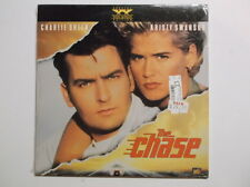 The Chase [Laserdisc] [Widescreen] Charlie Sheen, Kristy Swanson