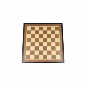 Abbey-Game-Schaakbord-Met-Rand-Deluxe-Schaken-Denkspel-Dambord-Bordspel-Spel