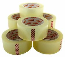 Lot 12 6 3 Clear Brown Packing Carton Sealing Packaging Tape 2 110 Yds 330 Ft