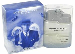 Diable-Bleu-by-Creation-Lamis-Mens-100ml-Eau-De-Toilette-Spray
