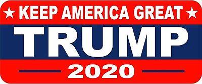 3-pack *** TRUMP 2020 *** Hard Hat Stickers Helmet Decals Vote USA America