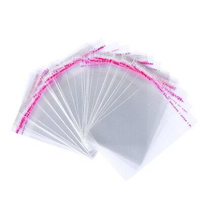Großverkauf Selbstklebend Folienbeutel Plastiktütchen 14x8cm