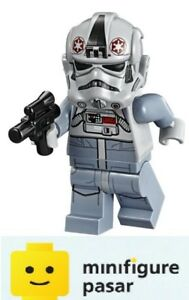 sw581-Lego-Star-Wars-75054-75075-AT-AT-Driver-Minifigure-with-Blaster-New