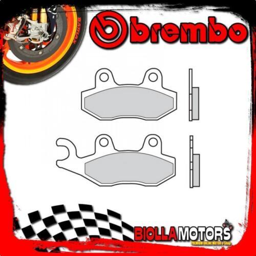 07SU12SP PASTIGLIE FRENO POSTERIORE BREMBO TRIUMPH SPEED TRIPLE 2007-1050CC SP