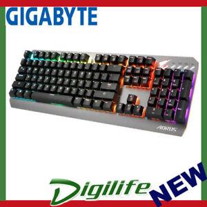 07bd81d2c9c Image is loading Gigabyte-AORUS-K7-Mechanical-Keyboard-Superior-Cherry-MX-