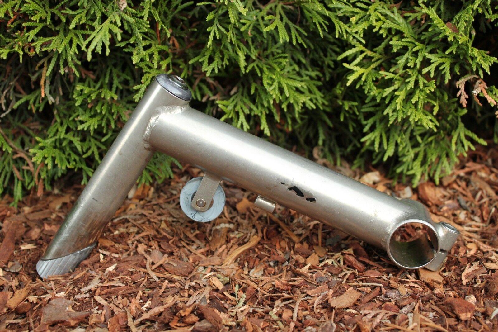 Salsa Moto Mountain Bike Quill tallo 1 , 155mm, Musica Roller-Raro níquel satinado