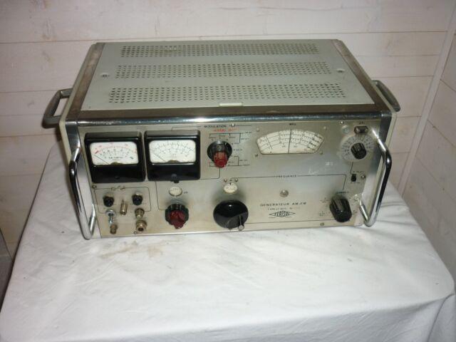 Vintage  Generateur AM FM Type LF 101C Ferisol 766 Generator