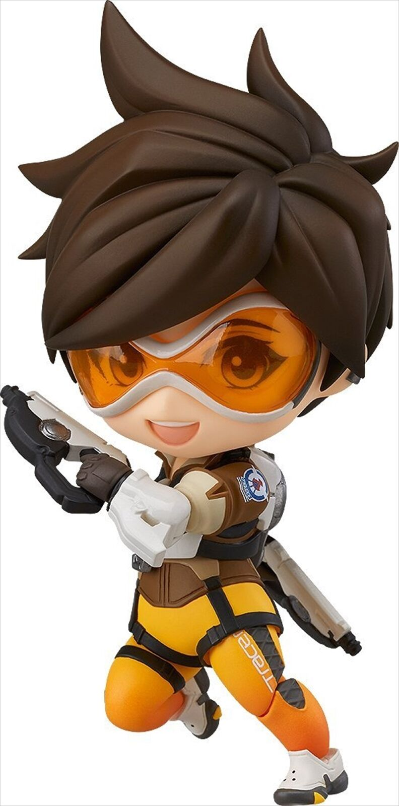 Good Smile Company Overwatch Tracer Classic Skin Edition Nendoroid Action Figure