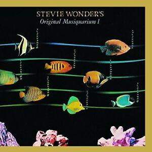 Stevie-Wonder-Original-Musiquarium-New-Vinyl-LP