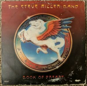 Book of Dreams by the Steve Miller Band (LP, May-1977, Capitol)