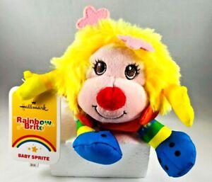 "Hallmark Rainbow Brite Baby Sprite EENSY 5/"" Plush NWT Free Shipping"