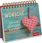 Wünsche, die von Herzen kommen (2016, Ringbuch)
