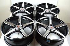 17 Drift Rims Wheels TL Avenger Accord Fusion Sonata Civic Galant Matrix 5x114.3