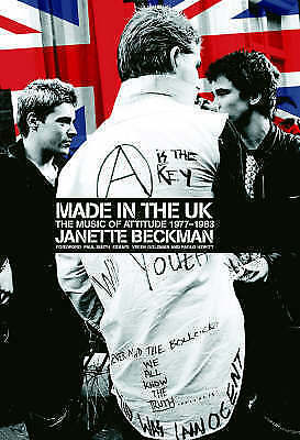1 of 1 - NEW Made In The UK: The Music of Attitude, 1977-1983 (powerHouse Classics)