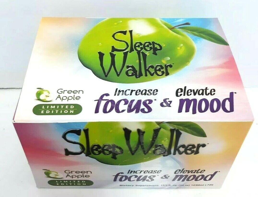 Sleep Walker Shots, Focus & Mood Opt…