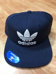 san francisco af782 9b345 Image is loading New-Men-s-Adidas-Originals-Trefoil-Chain-Collegiate-